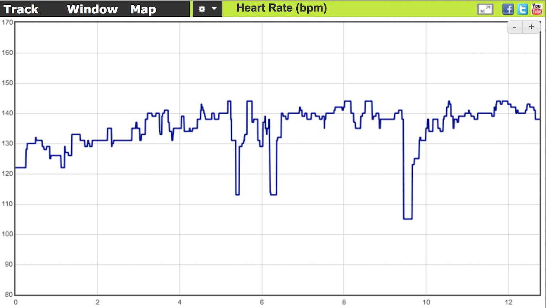 Herzfrequenzmessung mit der Apple Watch
