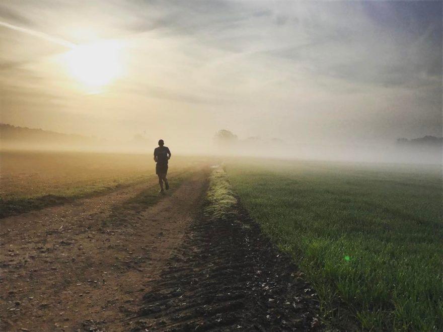 Morgens im Nebel