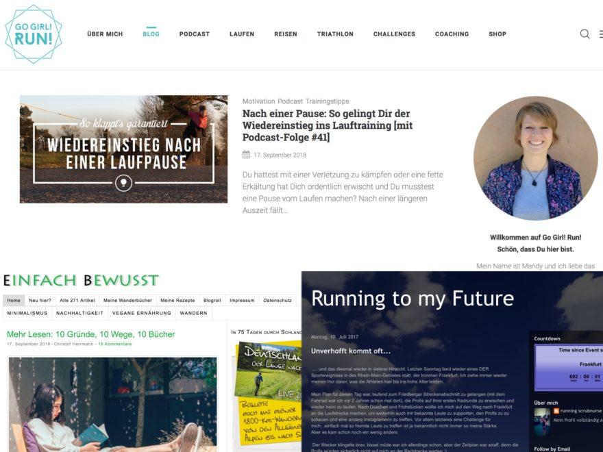 Lesenswerte Blogs 02