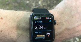 Apple Watch als Laufuhr