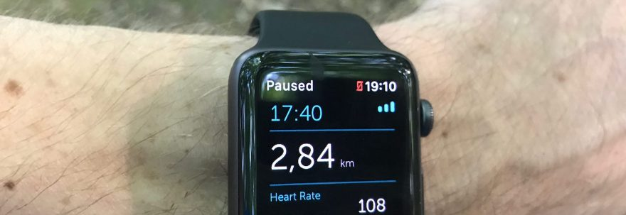 Apple Watch als Laufuhr