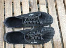 Ein schlichter Schuh