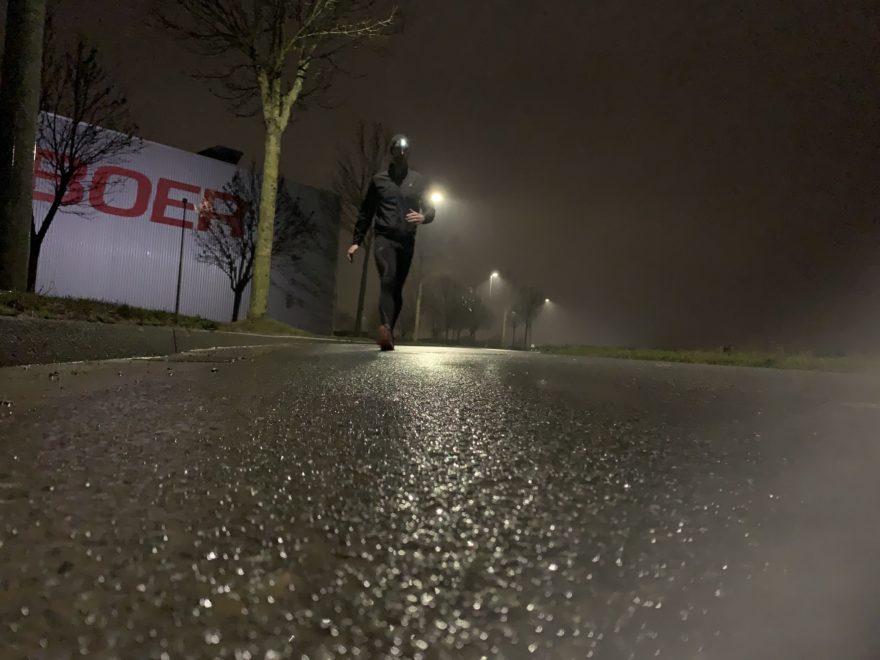 Dunkelheit & Laufen