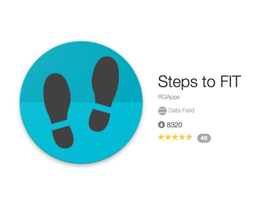 Garmin App: Steps to Fit